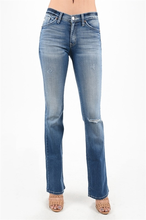 Picture of Rianna Bootcut Premium Jeans