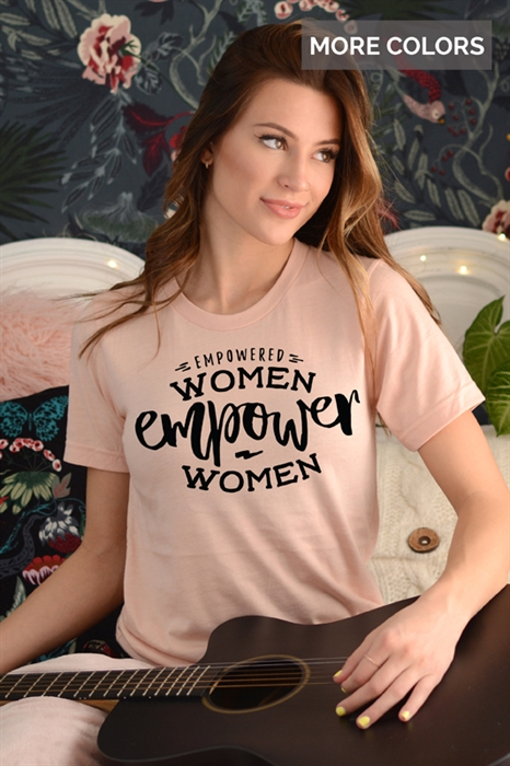 Picture of Empowered Women Empower Women Graphic Tee