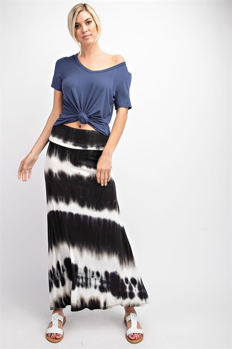 Picture of Curvy Maxi Skirt