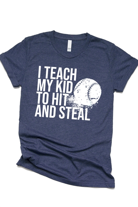Picture of Hit & Steal Graphic Tee