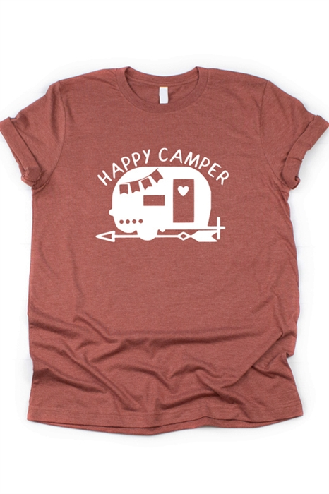 Picture of Happy Camper Graphic Tee